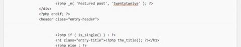 アイキャッチ画像位置変更/content.phpのコード削除完了画像